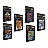 Coleção Livro Hq Marvel Graphic Novels Lacrado (16 Volumes)