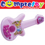 Guitarra Baby Princess Yellow; Instrumento Musical Infantil