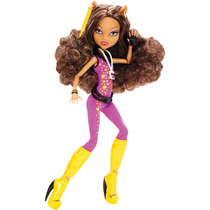 Monster High - Festival De Musica - Clawdeen Wolf