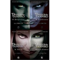 Coleção 13 Ebooks Diario De Um Vampiro