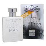Vodka Man Paris Elysees Masc. 100 Ml-lacrado Original
