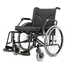Cadeira De Rodas Dobrável - Modelo Big - Obeso