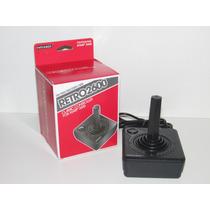 Controle Joystick Novo Na Caixa Para Atari 2600 - Retro-bit