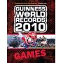 Livro Guinness World Records - Games (colecionador)