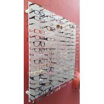Painel Expositor P/ 85 Óculos 1,00 Altura X 82 Largura