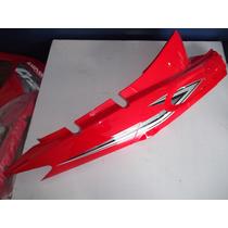Carenagem Lateral Vermelha Dir/tra Soft 50cc