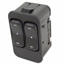 Interruptor De Vidros Elétricos Duplo Para Chevrolet Agile