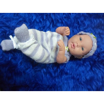 Roupinha Prematuras Para Bebe E Reborn De 37 A 41cm