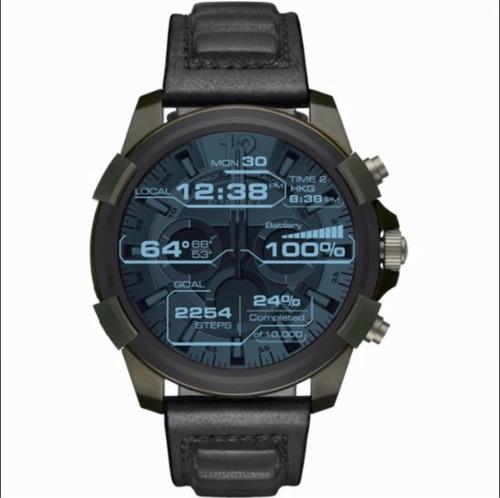 d9fb11d99 Relógio Diesel Smartwatch Dzt2003 On Full Guard