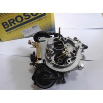 Carburador 3e Gasolina Brosol 176554 Ford Vw Frete Grátis