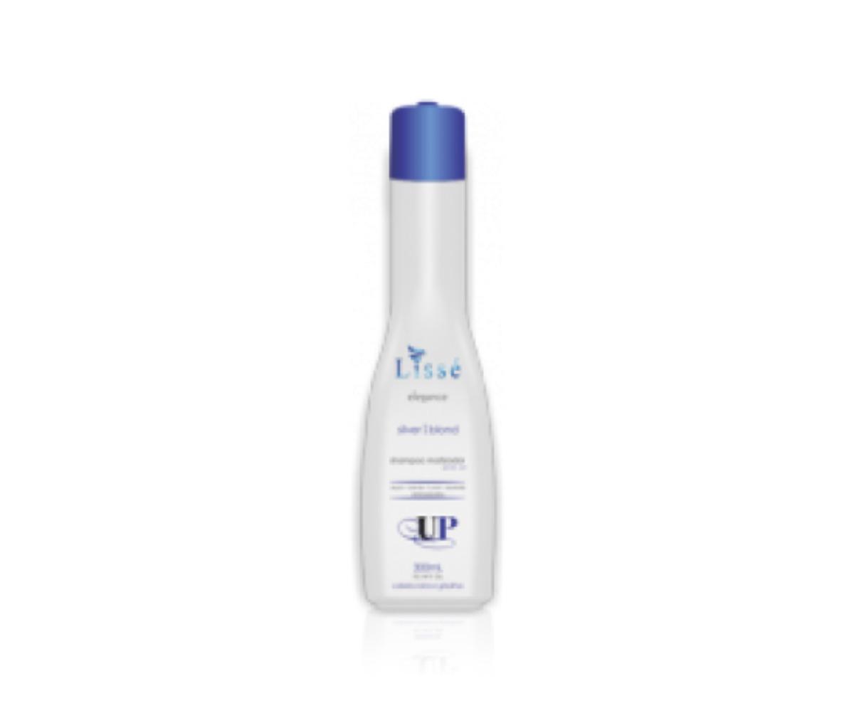 Shampoo Matizador Silver Blond Lissé - 300 ml