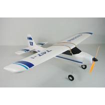 Avião Cessna Epo Tw 747-1 Rc Planador Original Oferta!