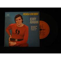 Jerry Adriani - Pensa Em Mim - Compactos - Ep