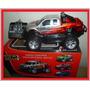 Carrinho Controle Remoto Carro Camionete 4x4 Recarregável