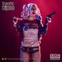 Boneca Harley Quinn Esquadrao Suicida Iron Studios 1:10