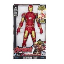 Marvel Os Vingadores 2 Boneco Homem De Ferro Titan Hero Tech