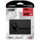 Ssd Kingston 240gb Ssdnow A400 Sata 3 6gb/s 500mb/s + Nfe