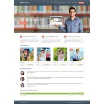 Site Pronto Sistema Para Cursos Online Script Em Php