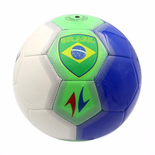 Bola de Futebol Stand Rabetama 70 Campo (couro Natural)  de0649c3ea811