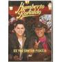 Dvd Humberto E Ronaldo - Eu Vou Contar Procês - Novo***