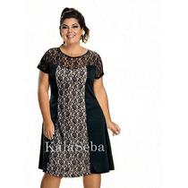 2db45d196 Busca Vestido plus com os melhores preços do Brasil - CompraMais.net ...