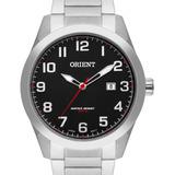 Relógio Orient Masculino Prata -  Mbss1360 P2sx