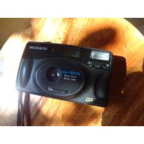 Máquina Fotográfica Antiga-miragem Aw-890 Motor Drive 33 Mm