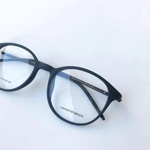 Armação Óculos Gatinho Redondo Titânio Masculino E Feminino - R  120 ... 5fe916d11d