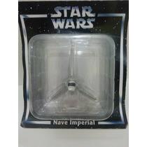 Miniatura Star Wars Nave Imperial Planeta Agostini Chumbo