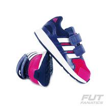 Tênis Adidas Lk Sport Cf Marinho Infantil - Futfanatics