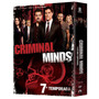 Criminal Minds - 7ª Temporada 5 Dvds Box Lacrado