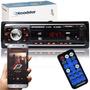 Mp3 Player Automotivo Bluetooth Roadstar Rs-2606 Usb Fm Sd