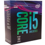 Processador Intel Core I5 8600k 4,3ghz Lga1151 8ª Geração