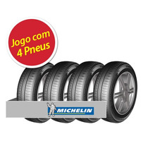 Kit Pneu Aro 14 Michelin 175/70r14 Energy Xm2 88t 4 Unidades