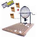 Bingos Jogo Completo Nº2 Preto Frete Grátis
