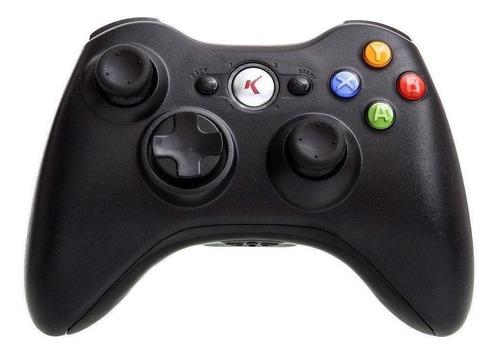 Controle Joystick Knup Kp-5122 Preto
