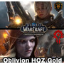 Gold Wow 100k De Ouro Azralon Horda/ Leia A Descrição