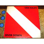 Lp Van Halen - Diver Down (1982) C/ David Lee Roth
