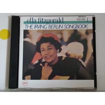 Cd - Ella Fitzgerald - Irving Berlin Songbook- 02 Vol. Impor