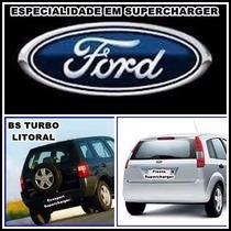 Turbina Do Fiesta Supercharger E Da Ecosport/retifica