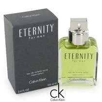 Perfume Eternity For Men 100ml Calvin Klein Original Lacrado