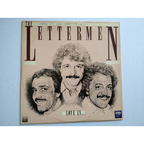 Lp The Lettermen - Love Is - 1981 - Disco De Vinil