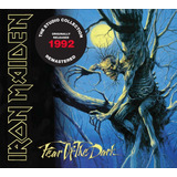 Cd Iron Maiden - Fear Of The Dark (1992)  - Remastered - Emb