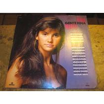 Lp Gente Fina (1990) Rosana Beth Carvalho Luan E Vanessa