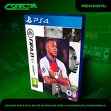 Fifa 21 2021 Ps4 Psn Mídia Digital Pt-br Entrega Rápida