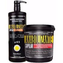 Natumaxx - Kit Anabolizante Capilar 1k+ Shampoo Fortalecedor