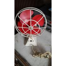 Mini Ventilador De Mesa Arno Antigo 110 V