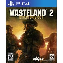Jogo Novo Lacrado Wasteland 2 Director