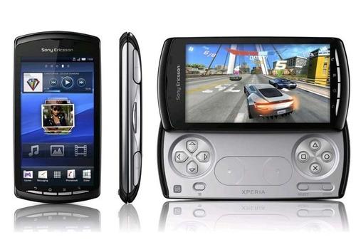 Smartphone Celular Sony Ericsson Xperia Play R800i Preto