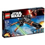 Ego Star Wars Wolf 4 Lego Poe's X-wing Starfighter 75102